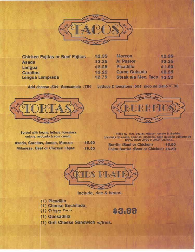 Condesa Mexican Restaurant San Antonio